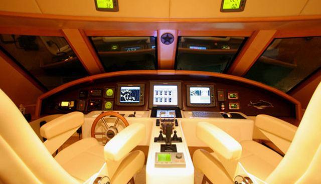 Berada Charter Yacht - 2