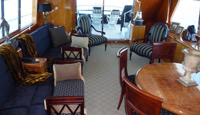 Onward Charter Yacht - 2