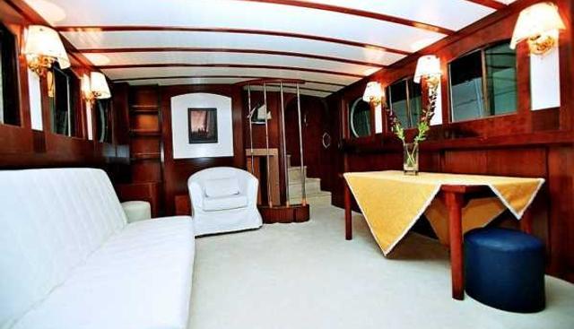 Amanda Charter Yacht - 6