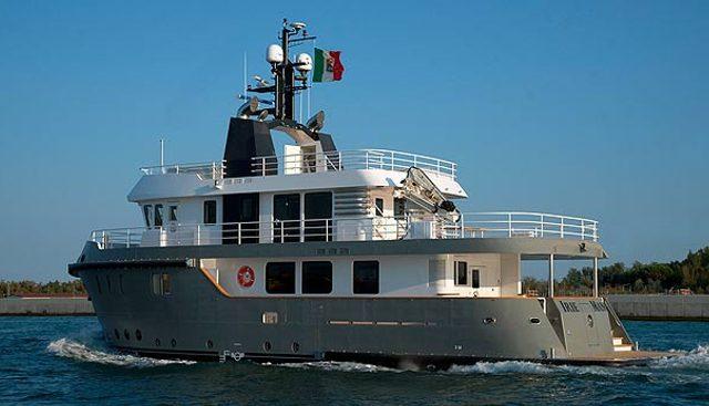 Irie Man Charter Yacht - 3