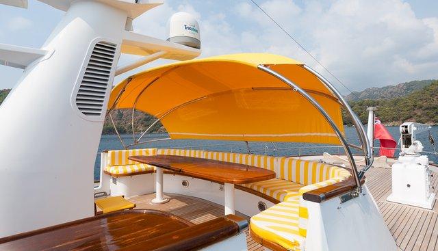 Ladyar B Charter Yacht - 6