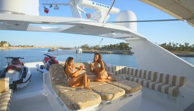 Panache Charter Yacht - 2