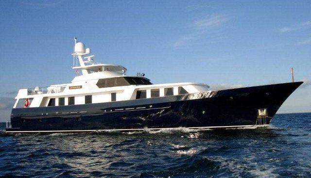 Windrush Charter Yacht