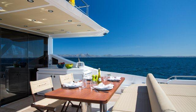 Toffee Crisp Charter Yacht - 4