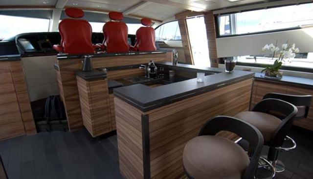 Vitamin Sea Charter Yacht - 6