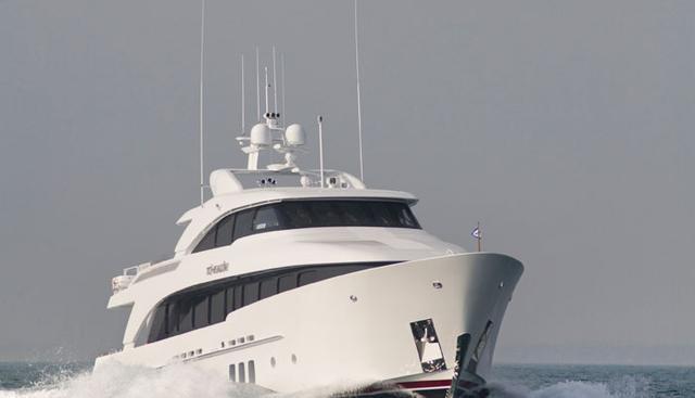 Indulgence Charter Yacht - 2