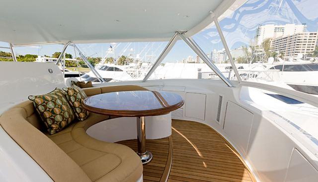 Hosanna Charter Yacht - 4