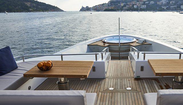 Takara One Charter Yacht - 2