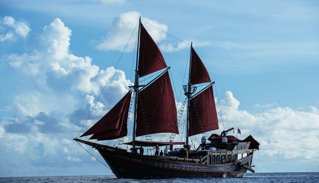 Manta Mae Charter Yacht - 5
