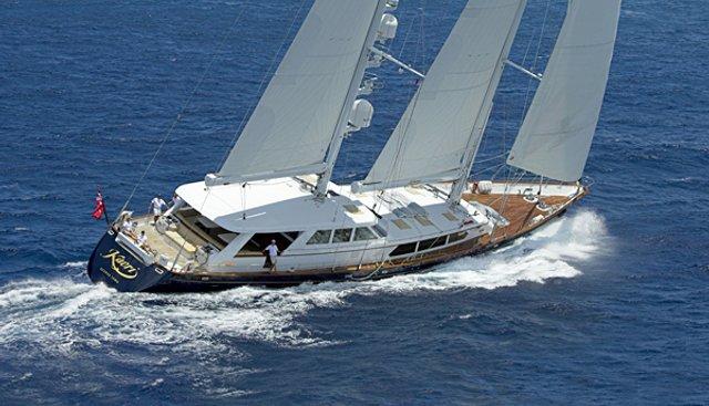 Kaori Charter Yacht