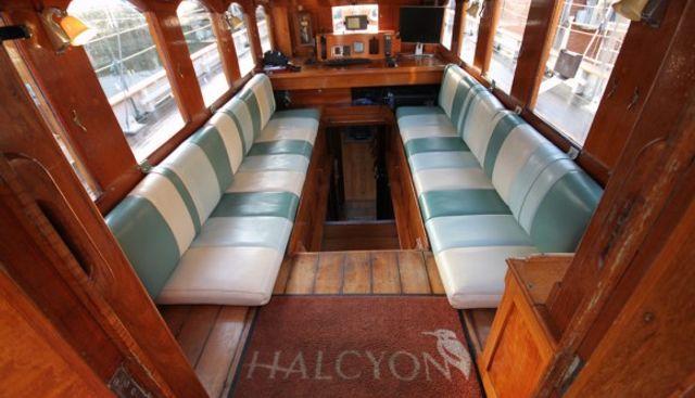 Halcyon Charter Yacht - 6