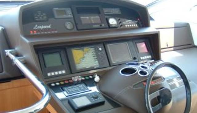 Mahy Charter Yacht - 2