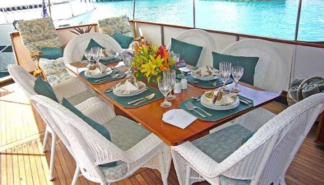 Flame Charter Yacht - 3