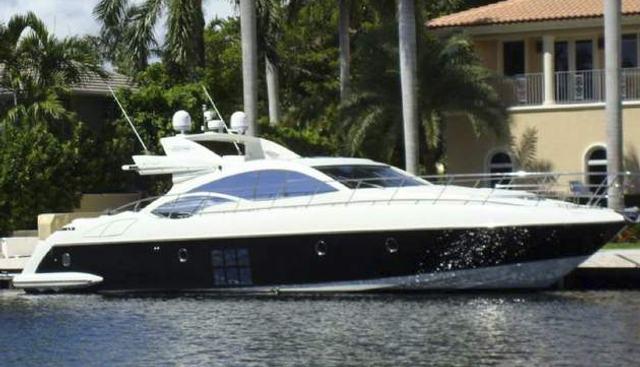 Blackjack Charter Yacht