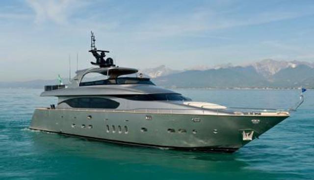 Meri VI Charter Yacht - 3