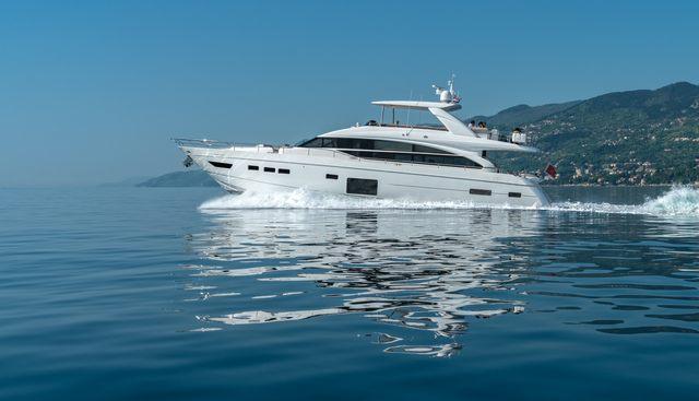 LARIMAR II Charter Yacht