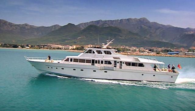Jadranka Charter Yacht