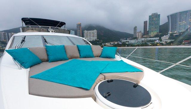 Infinity Eight Charter Yacht - 3