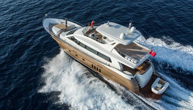 Versailles Charter Yacht - 2