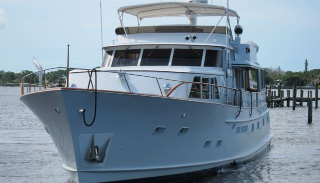 Silver Lining Charter Yacht - 5