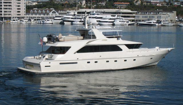 Whiskey Dawn Charter Yacht - 2