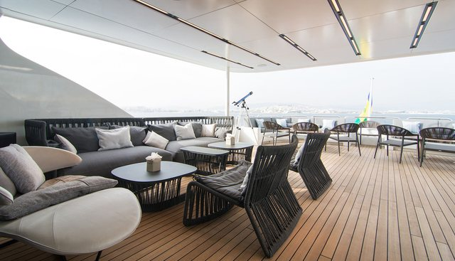 Moka Charter Yacht - 4