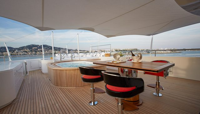 Madame Kate Charter Yacht - 3