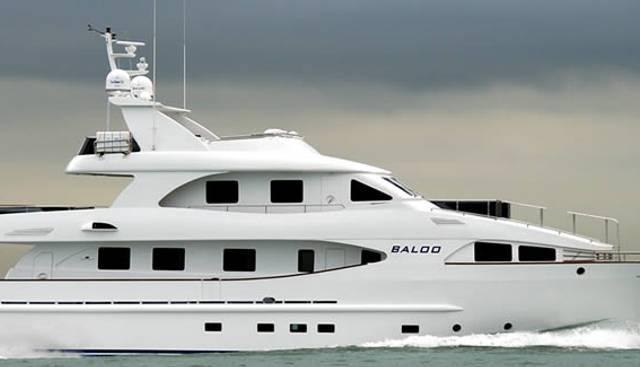 Baloo Charter Yacht - 5