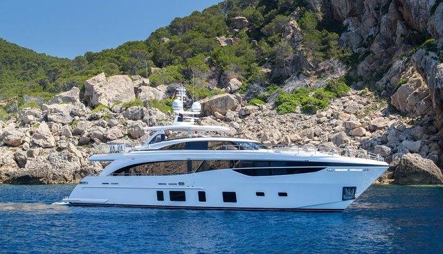 Lady Soraya Charter Yacht