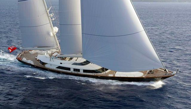 Tamsen Charter Yacht