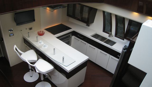 North South Latitude Charter Yacht - 2