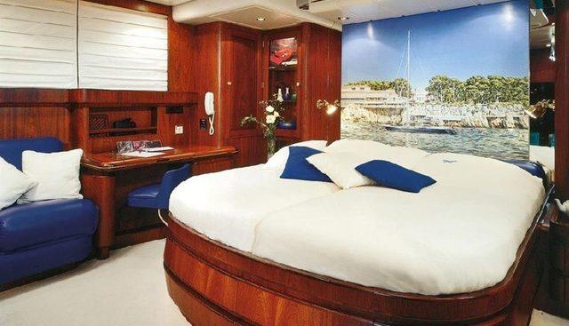 Blue Papillon Charter Yacht - 7