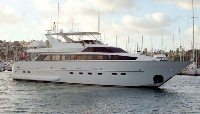 Aenigma Charter Yacht