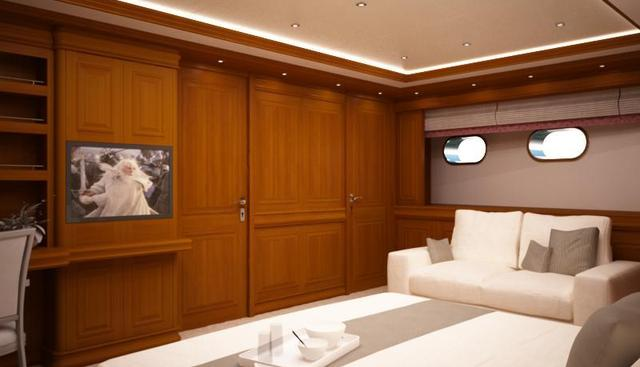 Antinea Charter Yacht - 2