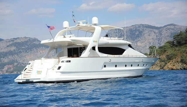 Irdode Charter Yacht - 2
