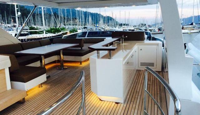 Essenza Charter Yacht - 4