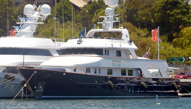 Shirley Anne Charter Yacht - 3