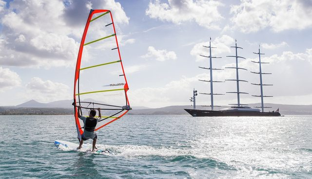 Maltese Falcon Charter Yacht - 5