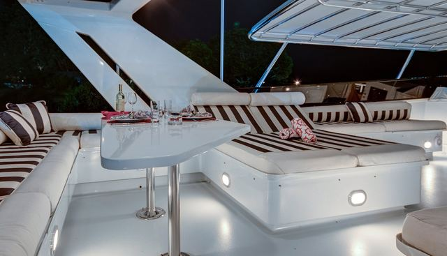 Independence 3 Charter Yacht - 8