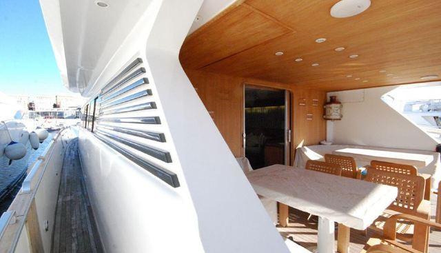 Lorenza Charter Yacht - 3