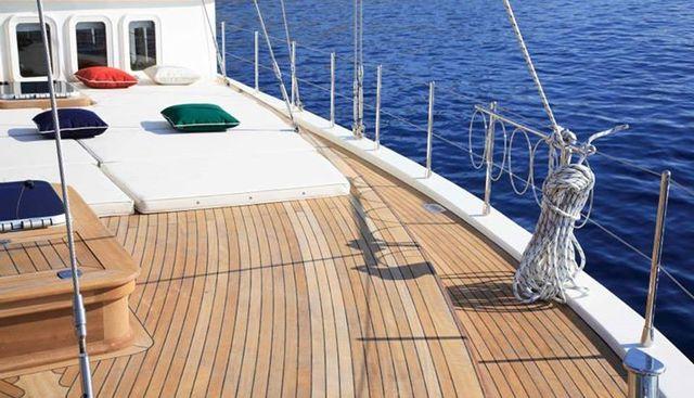 Diva Charter Yacht - 4