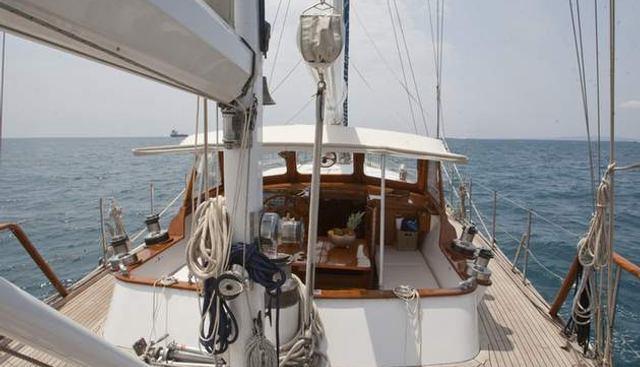Anais Charter Yacht - 5