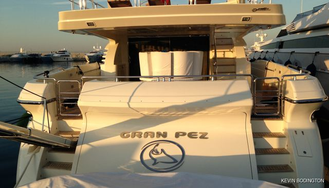 Gran Pez Charter Yacht - 3