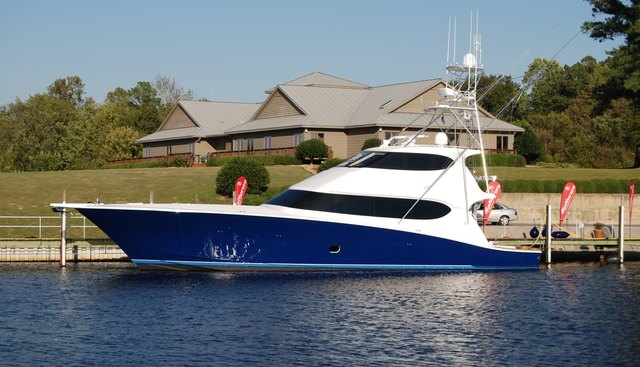 Fan Tail Charter Yacht - 2