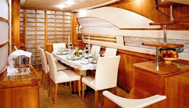 Gwylan Charter Yacht - 3