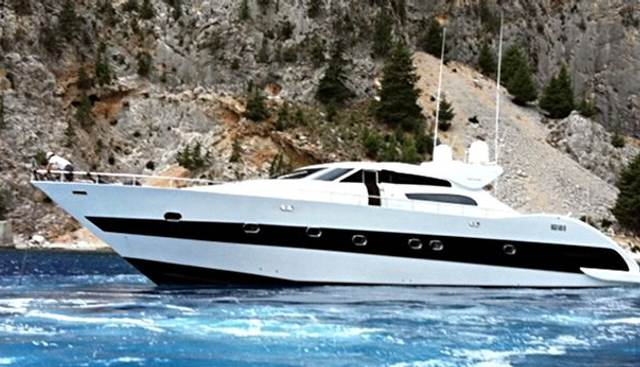 Ruby Charter Yacht