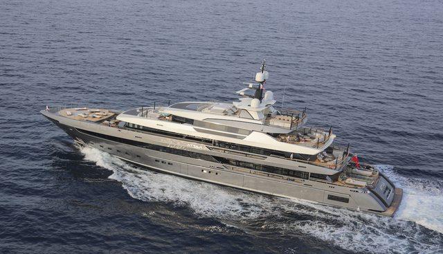 Attila Charter Yacht