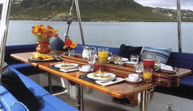 Blue Titan Charter Yacht - 4