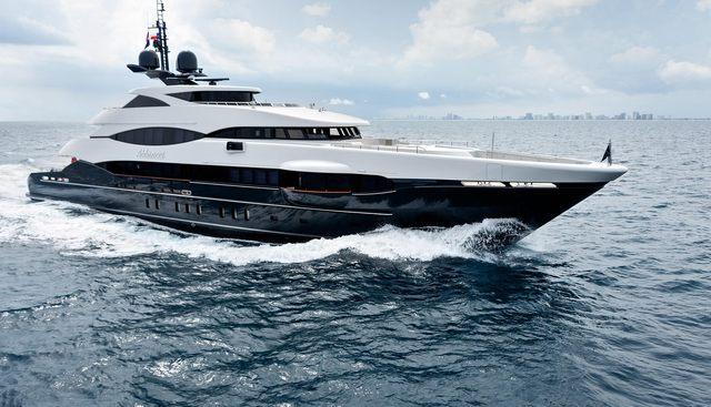 Abbracci Charter Yacht