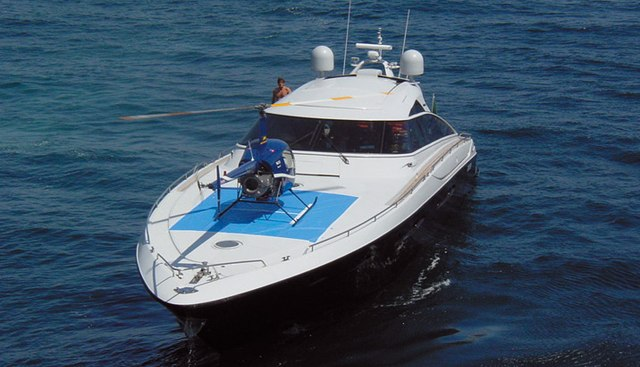 Atlantica 78 Charter Yacht - 5